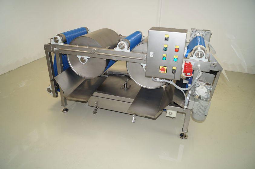 FBP 900 MG 06 - FBP-1400-MG : Fruit belt press 1400 kg/hour - bpf