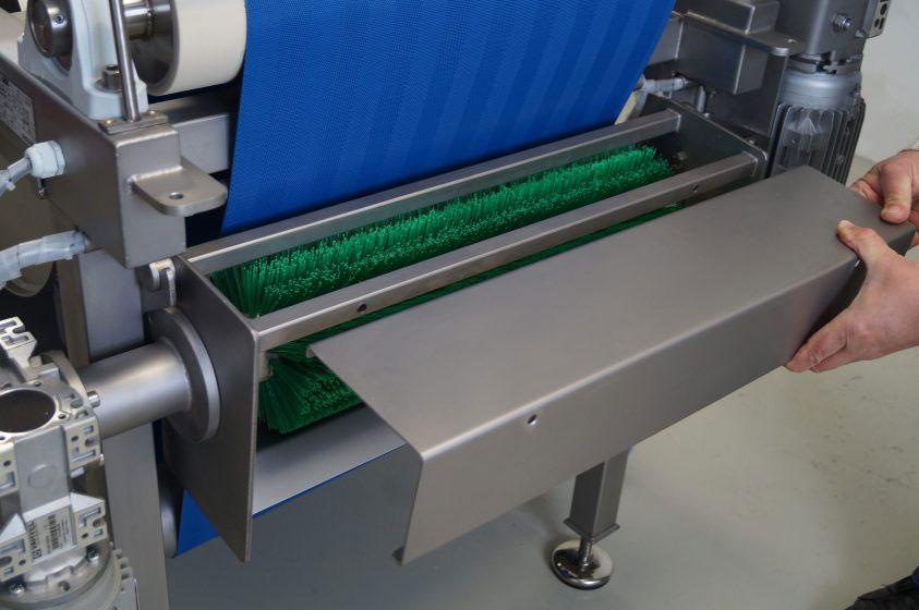 FBP 900 MG 07 - FBP-1400-MG : Fruit belt press 1400 kg/hour - bpf