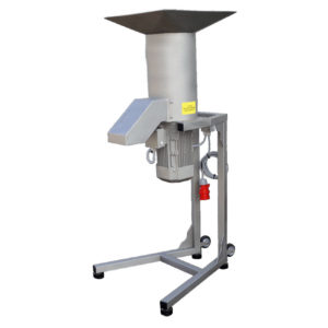 FCR-2000H-MG Fruit crusher 1000-2000 kg/hour 2.2 kW 3x400V