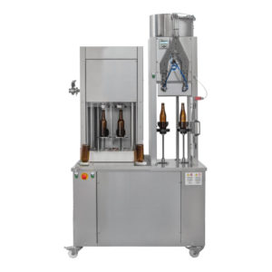BFSA-MB222 Compact bottle filling machine