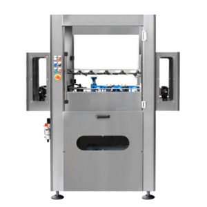 BR-A1500 Automatic bottle rinsing machine (up to 1500 bph)