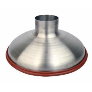 BMSL-10-20-50 Stainless steel lid for the Brewmaster wort brew machines