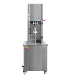 CSM-1 : Single-head cans capping machine