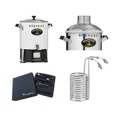 Optional equipment for the Brewmaster wort brew machines