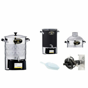 BREWMASTER BM-10 and small set of accessories