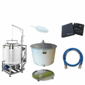 BM-200-S1 : BREWMASTER BM-200 and small set of accessories