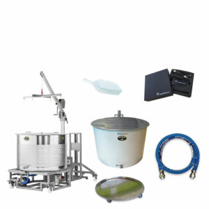 BM-500-S1 : BREWMASTER BM-500 and small set of accessories