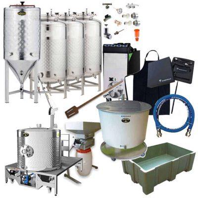 Brewmaster BM-1000 breweries