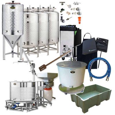 Brewmaster BM-500 breweries