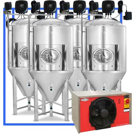 CFS-1ZS-Complete-beer-fermentation-sets-simplified-CLC-1-2CCT3-1000-I