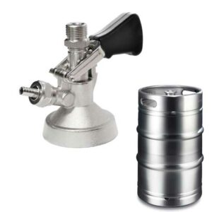 DHK-PYGG Dispense head PYGMY for beer kegs – type G
