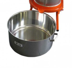 Stainless steel pot 50L