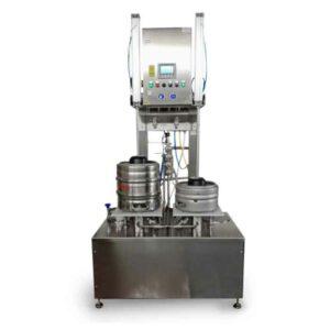 KRF-42 keg rinsing machine