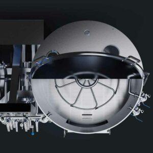 BREWTRION BT-500 : Compact wort brew machine – the 556L brewhouse