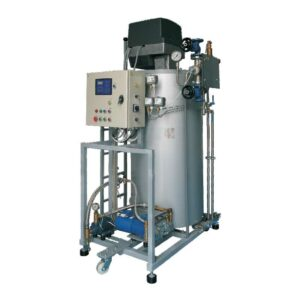 GWP-600-13XC : Gas steam-generator 280-560 kg/hr (max. 16bar) – the complete set   made of stainless steel