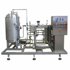 PFL-1000FB : Flash beer pasteuriser 1000L/hr (model 2018)