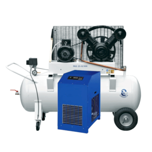 ACO-25 Air compressor with microfiltration 25m3/hour