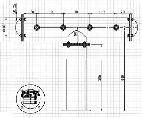 BDT-CT4V-dimensions