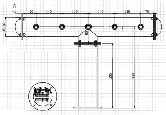 BDT-CT5V-dimensions