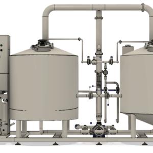 BREWORX LITE-ECO 600 : Wort brew machine