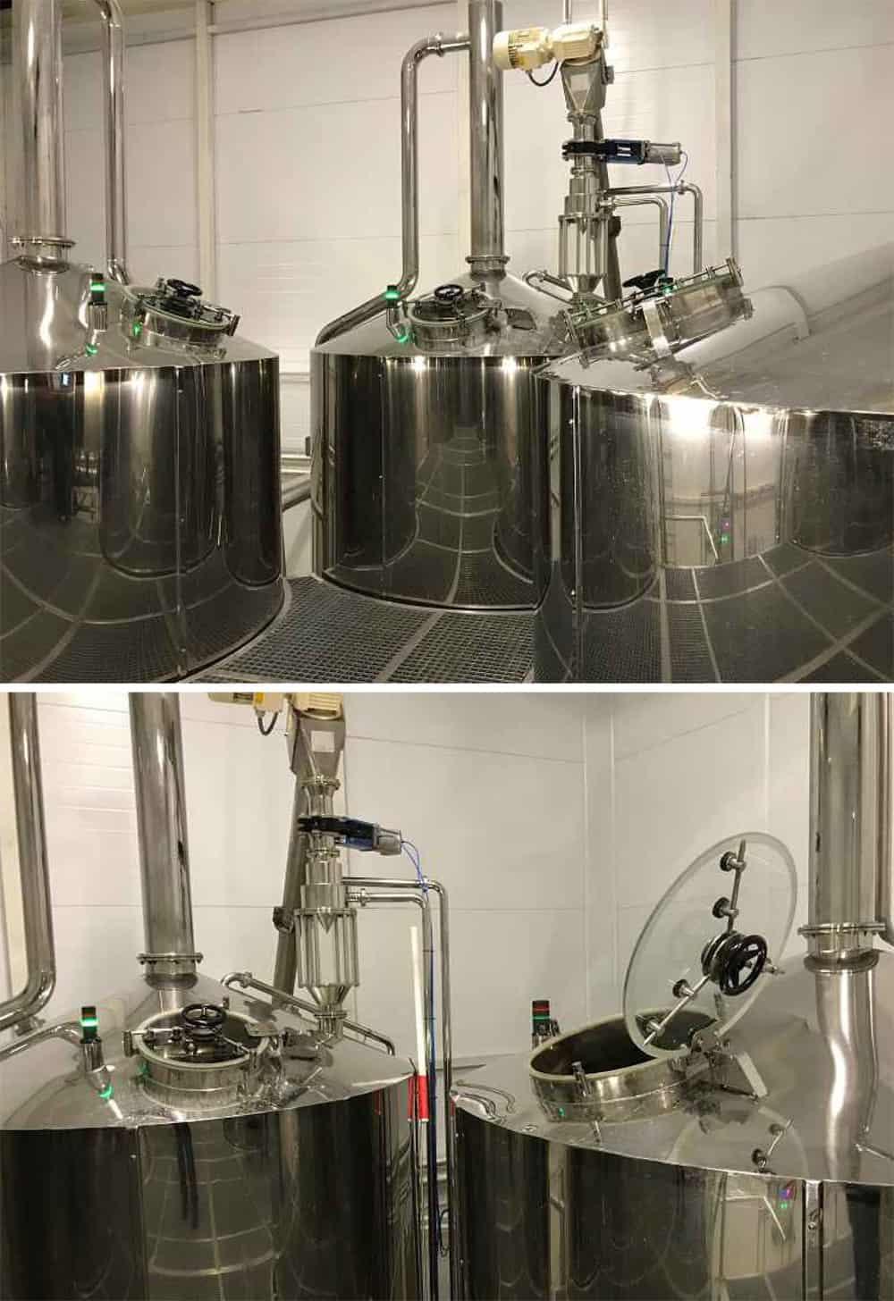 BH BWOP 6000 photo brewhouse 01 - BREWORX OPPIDUM 6000 : Wort brew machine - the brewhouse - bop, bwm-bop