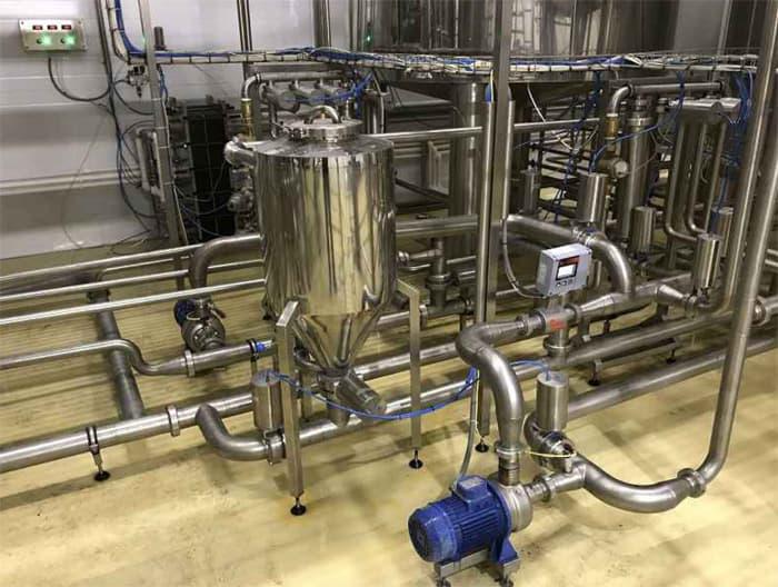 BH BWOP 6000 photo dosing hops 01 - BREWORX OPPIDUM 6000 : Wort brew machine - the brewhouse - bop, bwm-bop