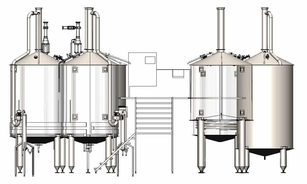 BH BWOP 6000 view001 - BREWORX OPPIDUM 6000 : Wort brew machine - the brewhouse - bop, bwm-bop