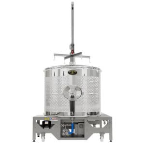 BM-1000 : BREWMASTER Compact wort brew machine – the 1100L brewhouse