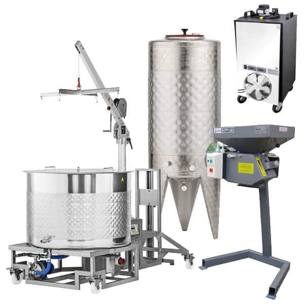 BSB 501 CFT 1T 2 - Microbrewery BREWMASTER BSB-501-CFT95 - acb-0-100, mcb-0-100