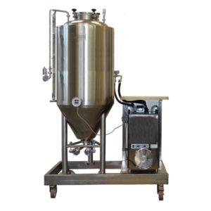 FUIC-CHP1C-1x600CCT Compact fermentation unit 1×600/654 liters