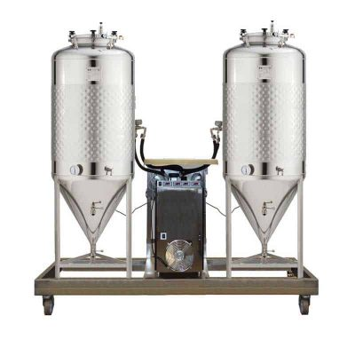 FUIC with simple fermenters 1.2 bar