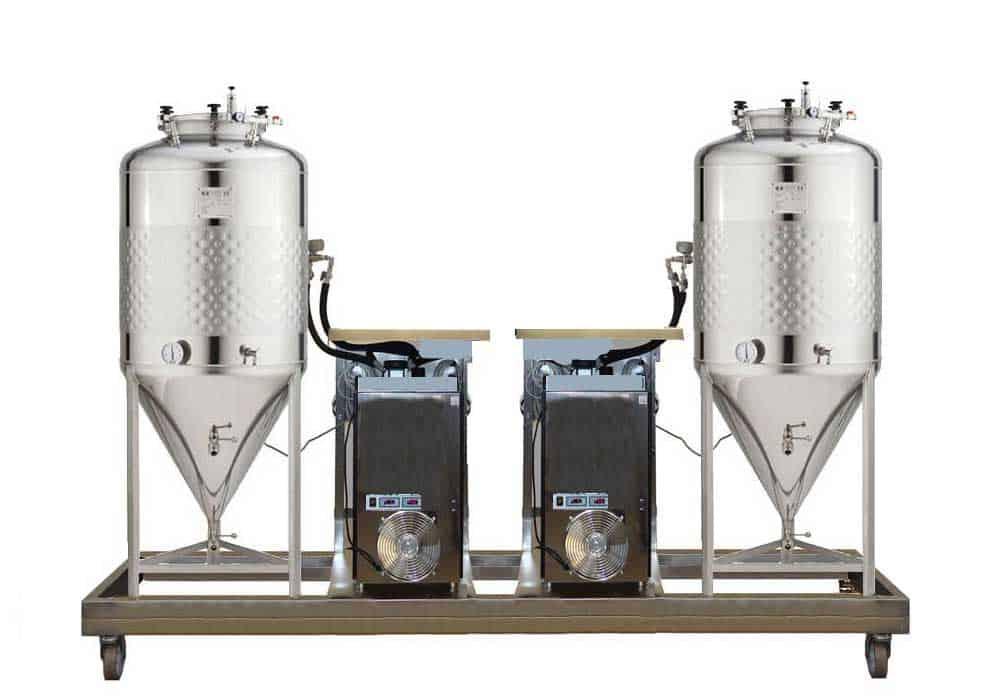 BWX FUIC CHP2C 2x500CCT SLP 1000x700 02 - FUIC-SLP2C-2x600CCT Compact fermentation unit 2×600/625 liters 1.2 bar - cmuslp, mfuslp, cctmslp, fuicslp, hft