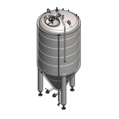 CCT/CCF : Cylindrically-conical fermentation tanks - universal fermentors