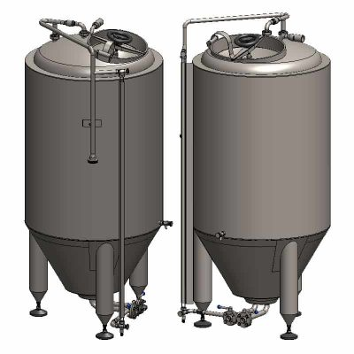 FET : Fermenters for primary fermentation