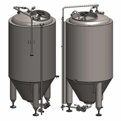 FET : Fermenters for primary fermentation