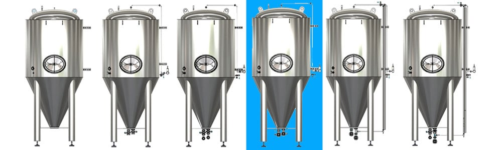 CCT M modular cylindrical conical tanks allsets A3 1000x300 - CCTM-1200A3  Modular cylindrically-conical fermentation tank 1200/1473 L - a3, a3sets