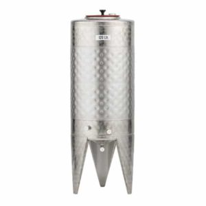 CFT-SNP-100H Cylindrical fermentation tank 100/120 liters, non-pressure