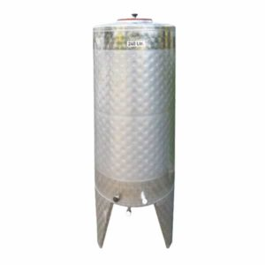 CFT-SNP-200H Cylindrical fermentation tank 200/240 liters, non-pressure