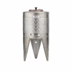CFT-SNP-50H Cylindrical fermentation tank 50/60 liters, non-pressure