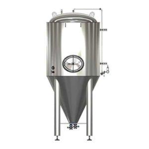 CCTM-500A1 Modular cylindrically-conical fermentation tank 500/600 L