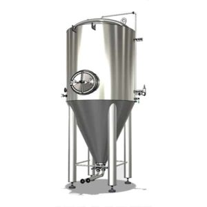 CCTM-500A2  Modular cylindrically-conical fermentation tank 500/600 L