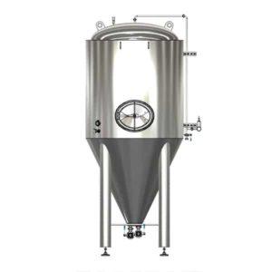 CCTM-500A3  Modular cylindrically-conical fermentation tank 500/600 L