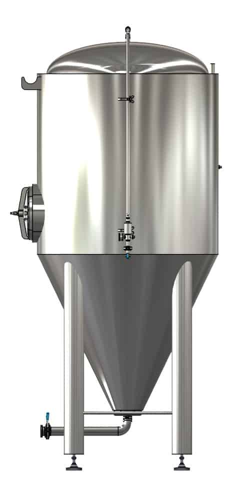 CCTM A3 002 1000x500 - CCTM-1200A3  Modular cylindrically-conical fermentation tank 1200/1473 L - a3, a3sets