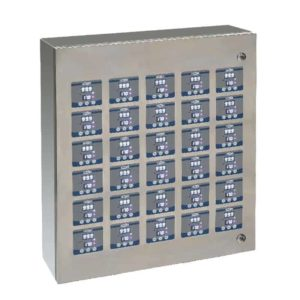 CTTCS-A30 Cabinet for the tank temperature control system – up to 30 cooling zones