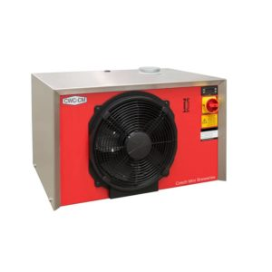 CWC-C25MLT Compact water chiller 2.2 kW (Tmin -10°C) Microchannel