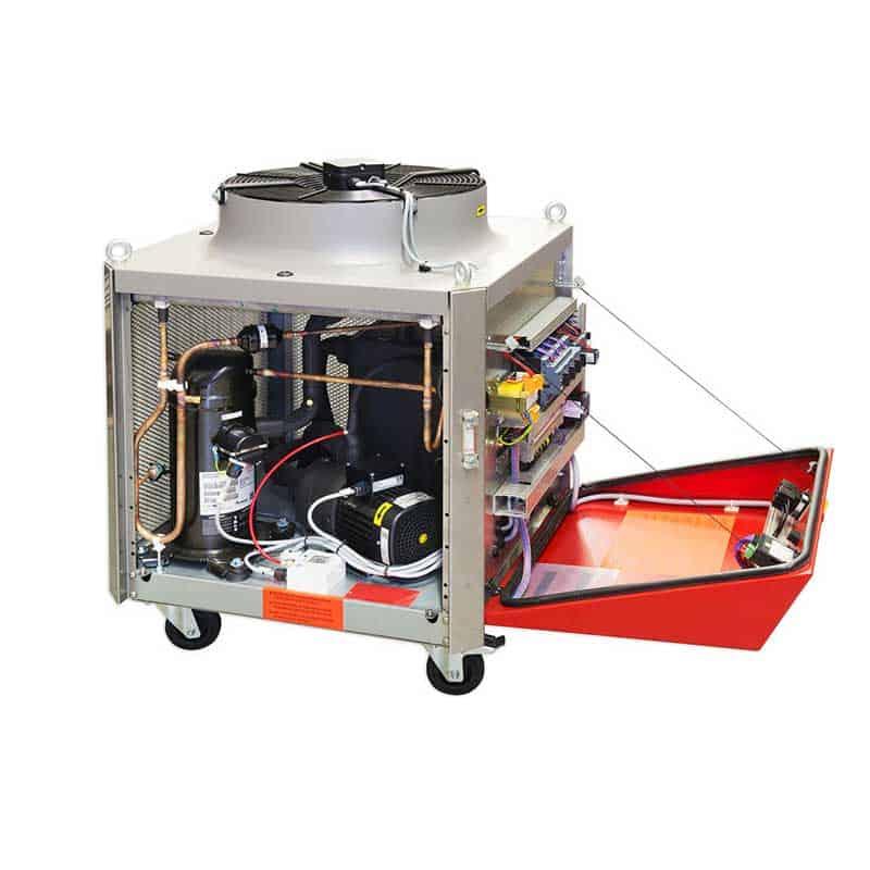 CWCH-MXX Cooler inside