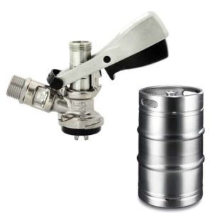 DHK-MMCS Dispense head MicroMatic for beer kegs – type S