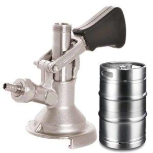DHK-PYGM Dispense head PYGMY for beer kegs – type M