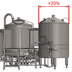 ELT enlarged lauter tun 600x600 150x150 - BREWORX TRITANK 3000 : Wort brew machine - the brewhouse - btt, bwm-btt