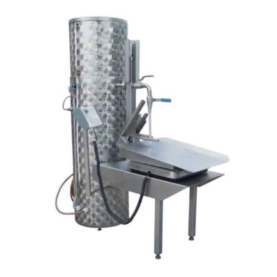 PFF : Flow-through pasteurizers with fillers